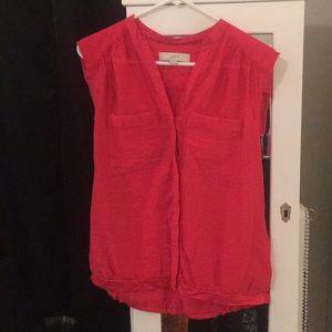 Ann Taylor Loft women's blouse size XS